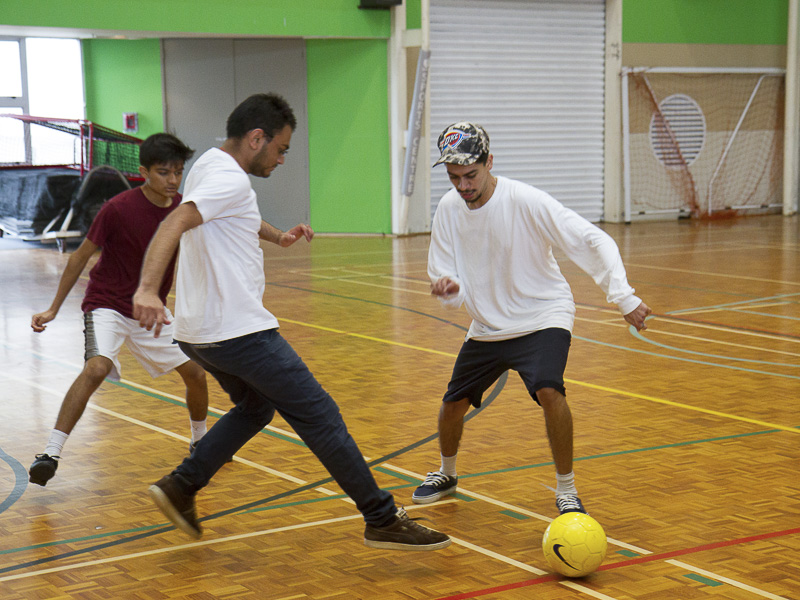 Yogi Cup Indoor Soccer Tournament 2016, Auckland
