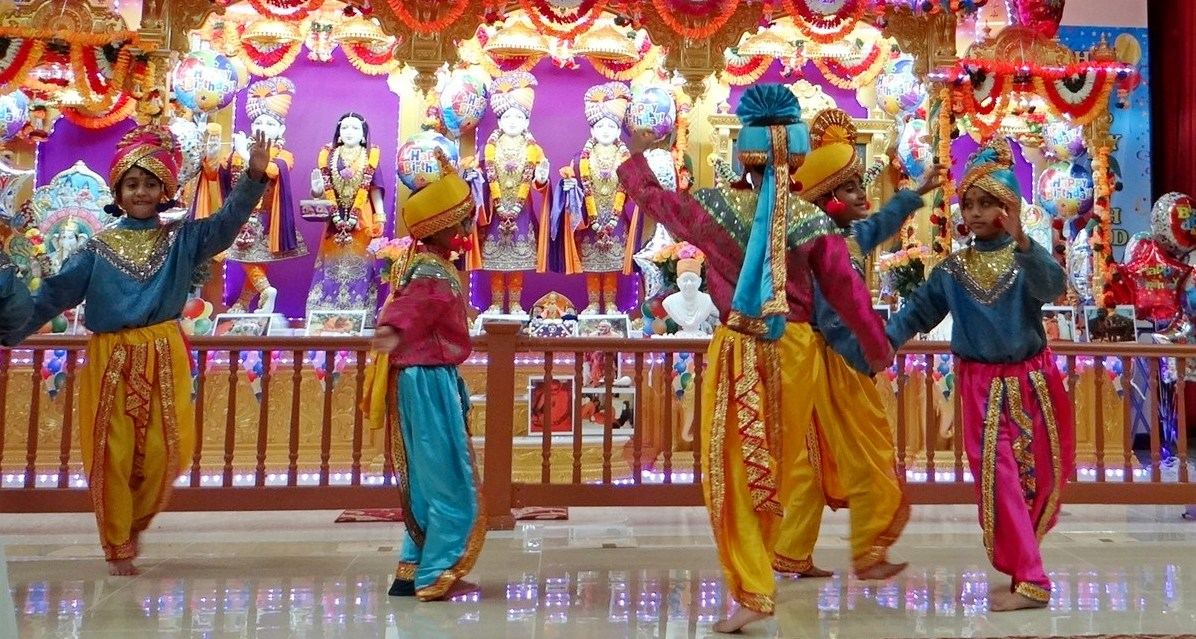 Decorating Ideas > Pramukh Swami Maharajs Birthday Celebrations 2016  ~ 090551_Birthday Party Ideas Columbus Ohio