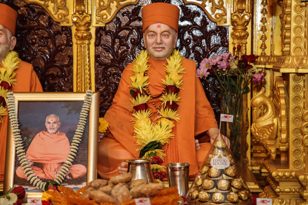 Pramukh Swami Maharaj Birthday Celebrations, Preston, UK