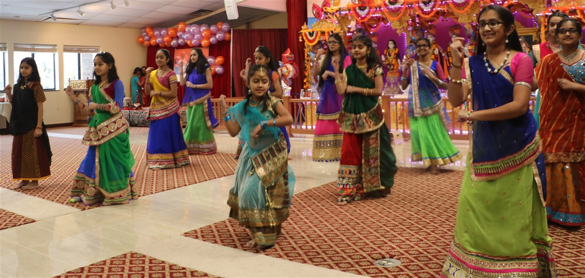 Decorating Ideas > Pramukh Swami Maharaj's Birthday Celebrations 2016  ~ 090551_Birthday Party Ideas Columbus Ohio