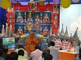Pramukh Swami Maharaj's 96th Birthday Celebration, Muscat