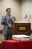 State Representative Matt Rinaldi of House District 115 fondly spoke of the contributions of Indian Americans to State of Texas
