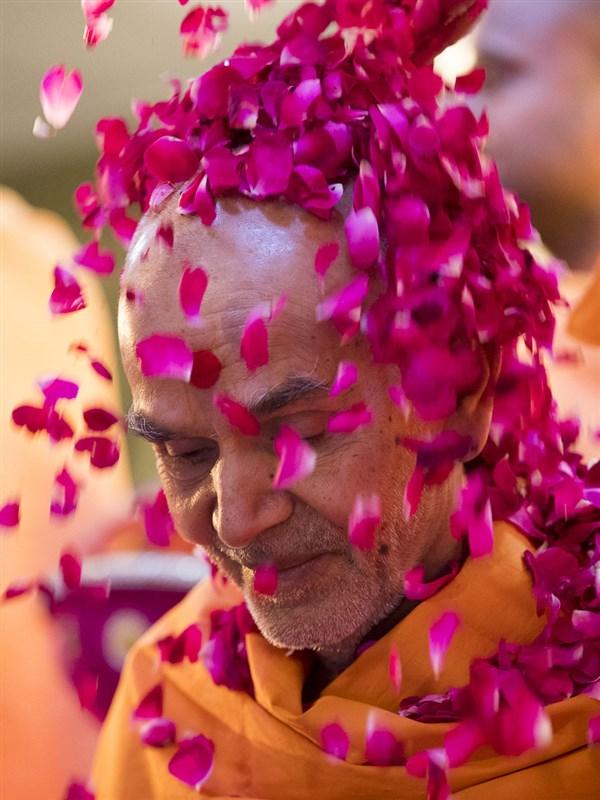 14-17 March 2017 - HH Mahant Swami Maharaj's Vicharan ...