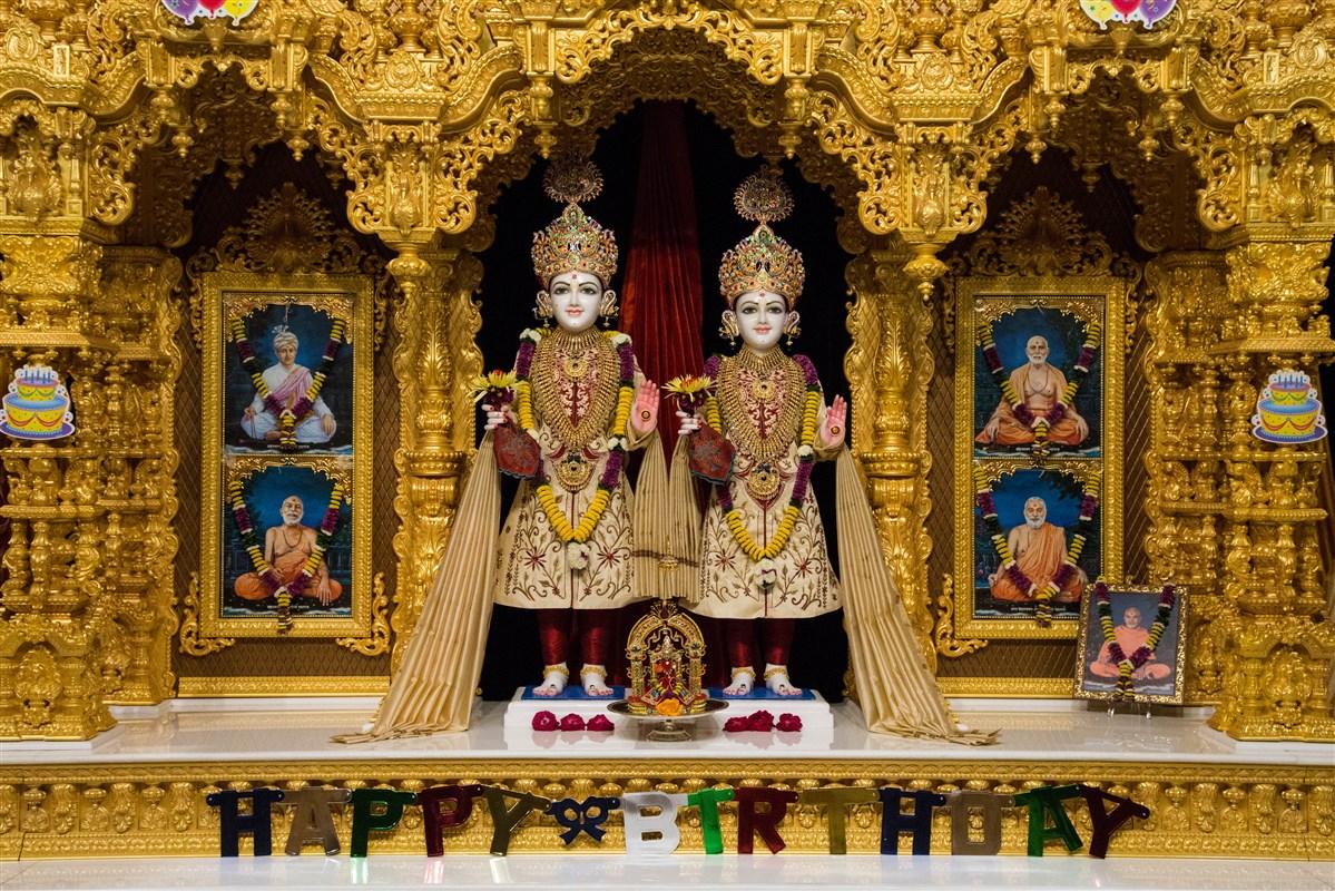 Shri Swaminarayan Jayanti Amp Ram Navmi Celebration 2017