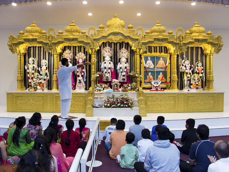 Shri Swaminarayan Jayanti and Ram Navmi Celebration, Perth
