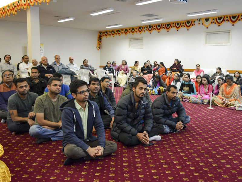 Yogi Jayanti Celebration 2017, Christchurch