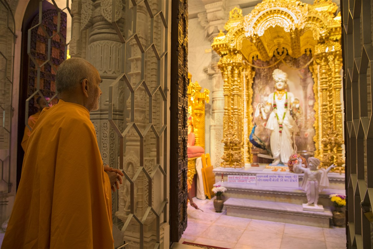 ... and of Shri Ghanshyam Maharaj