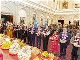 Diwali and Annakut Celebration at Parliament of Victoria, Melbourne