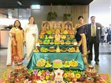 Diwali and Annakut Celebration at Parliament House, New South Wales, Sydney