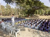 Satsang Visits to Tribal Villages by Youths