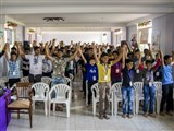 Kishore Summer Camp: Destination Akshardham, Kampala