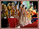 New murtis for BAPS hari mandir in Chennai