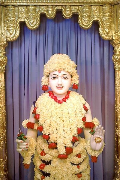 HH Pramukh Swami Maharaj's Vicharan, Gondal, Dangara ...