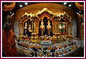 10th Patotsav Celebrations of BAPS Shri Swaminarayan Mandir, Charlotte, NC September 2, 2006