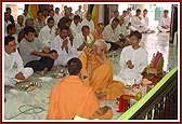 29 Patotsav Celebrations at Shri Swaminarayan Mandir Dar-es-Salaam, Tanzania, Saturday, 2 September 2006