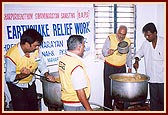 Relief Efforts & Distribution