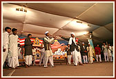 Felicitation Assembly, 26 November 2006, Bochasan -