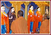 Inauguration of BAPS Shri Swaminarayan Mandir in Perry, GA, USA