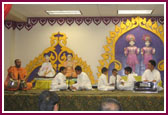 Worldwide Celebraion of Pramukh Swami Maharaj's 86 Birthday,Delawar -