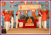Worldwide Celebraion of Pramukh Swami Maharaj's 86 Birthday,houston -