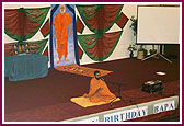 Worldwide Celebraion of Pramukh Swami Maharaj's 86 Birthday,Indianapolisr -