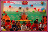 Worldwide Celebraion of Pramukh Swami Maharaj's 86 Birthday,Miamir -