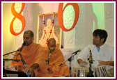 Worldwide Celebraion of Pramukh Swami Maharaj's 86 Birthday,Perry -