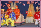 Worldwide Celebraion of Pramukh Swami Maharaj's 86 Birthday,Sanjose -