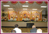 Worldwide Celebraion of Pramukh Swami Maharaj's 86 Birthday,Savannah -