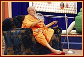 Annakut-1  - New Year Celebration with Pramukh Swami Maharaj, Gondal, India