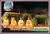 Evening ,Saints narrate personal incidents of Swamishri's selfless love