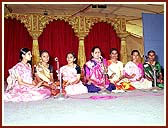 Bhajans were sung melodiously