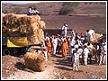 Drought Relief Work In Gujarat, India, 2000