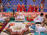The Vishwashanti mahayagna for the Murti-Pratishtha Mahotsav