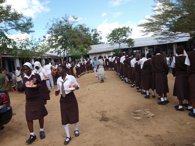baps community service moi kadzonzo girls secondary school