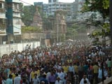 Devotees arrives for Yogi Jayanti celebration
