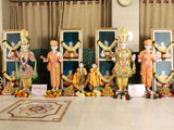Murtis to be consecrated at new BAPS Shri Swaminarayan Mandir at Jakhora, Koba (Gandhinagar)