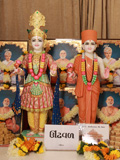Murtis to be consecrated at new BAPS Shri Swaminarayan Mandir at Undhval (Tithal)