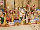 Murtis to be consecrated at BAPS Shri Swaminarayan Mandir at Petlad and Ardi