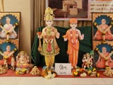 Murtis to be consecrated at BAPS Shri Swaminarayan Mandir at Un