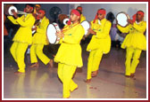 Cultural program by youth