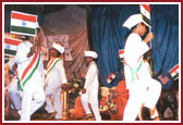 India Independence Day program by Balaks and Kishores