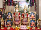 Murtis to be consecrated for BAPS Shri Swaminarayan Mandir at Chikhodra