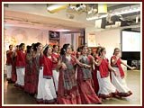 The Swaminarayan Sampraday: 1781 The kishoris participated in a Dance competion by the name of Sangam