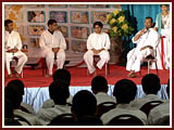 The Swaminarayan Sampraday: 1781 Leadership & Career Development Seminar-Vidhyarthi Shibir Panel Discussion