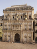 Majestic Gate of Sarangpur Mandir