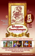 Bhagwan Swaminarayan – A Divine Life depicted through Paintings