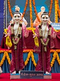 Murtis to be consecrated at BAPS Shri Swaminarayan Mandir in Dihen (Surat)