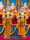 Murtis to be consecrated at BAPS Shri Swaminarayan Mandir in Vankal (Surat)