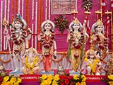 Murtis to be consecrated at BAPS Shri Swaminarayan Mandir in Sacramento, CA